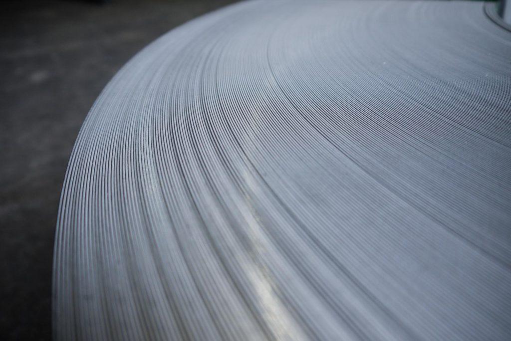 Metal coil